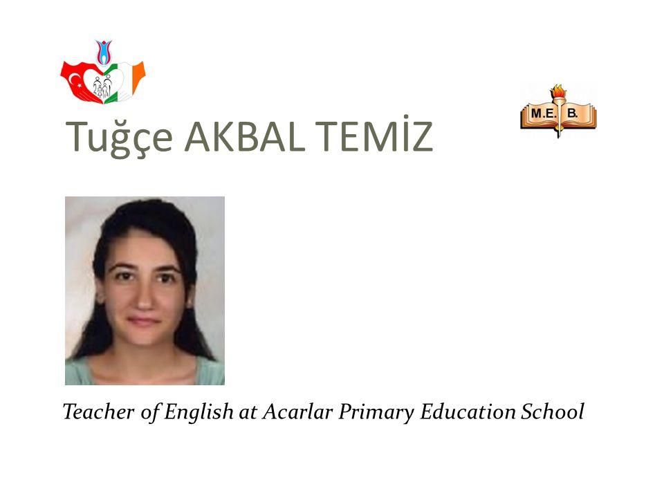 Ali Galip İVREN Headmaster of Acarlar Primary Education School
