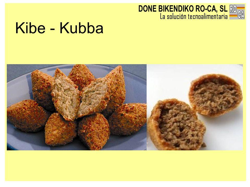 Kibe - Kubba