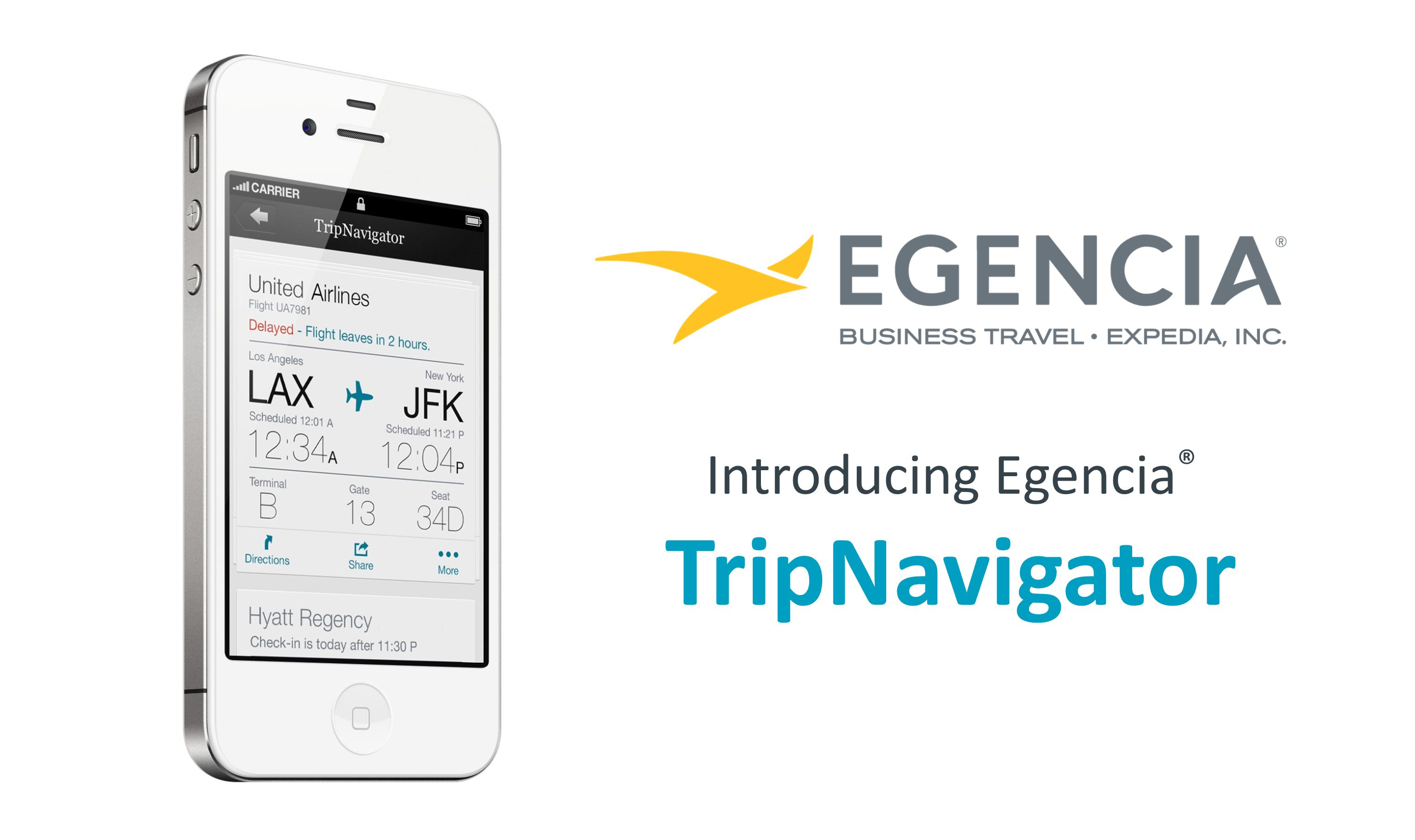 Page 1 | Confidential Introducing Egencia ® TripNavigator