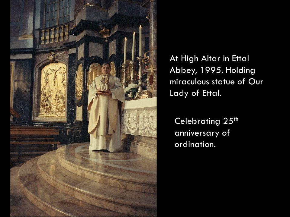 At Ars, France, 1994