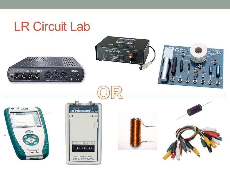 LR Circuit Lab