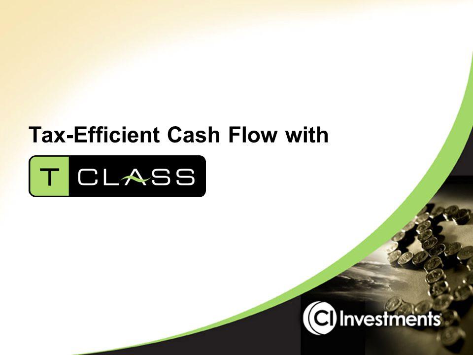 Tax-Efficient Cash Flow with