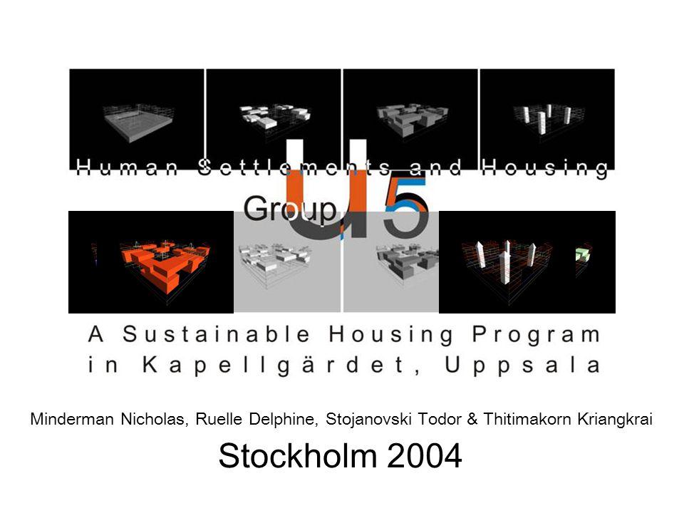 Stockholm 2004 Minderman Nicholas, Ruelle Delphine, Stojanovski Todor & Thitimakorn Kriangkrai