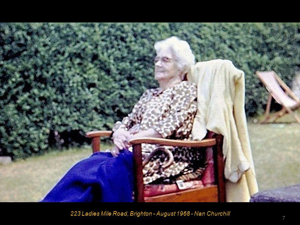 223 Ladies Mile Road, Brighton - August 1968 - Nan Churchill 7