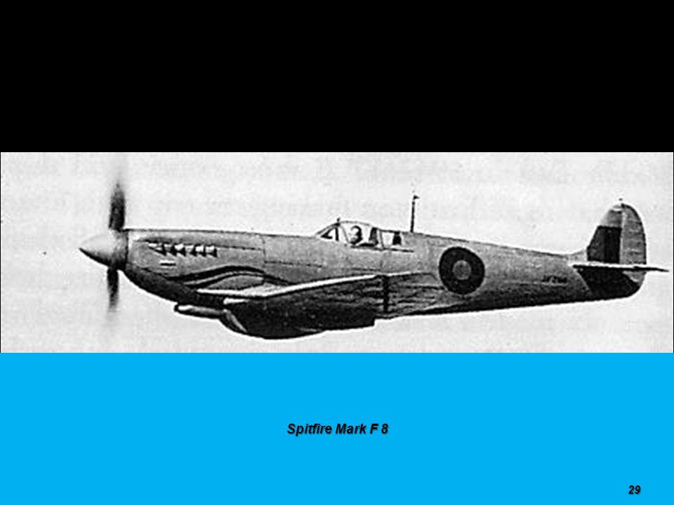 Spitfire Mark HF 7 28