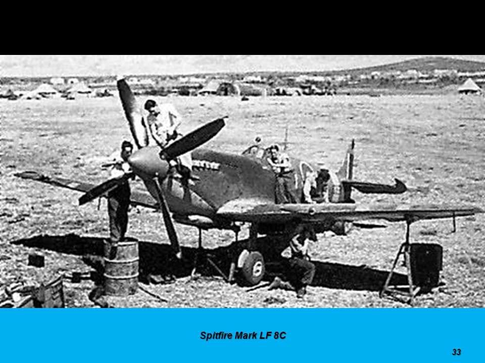 Spitfire Mark F 12C 32
