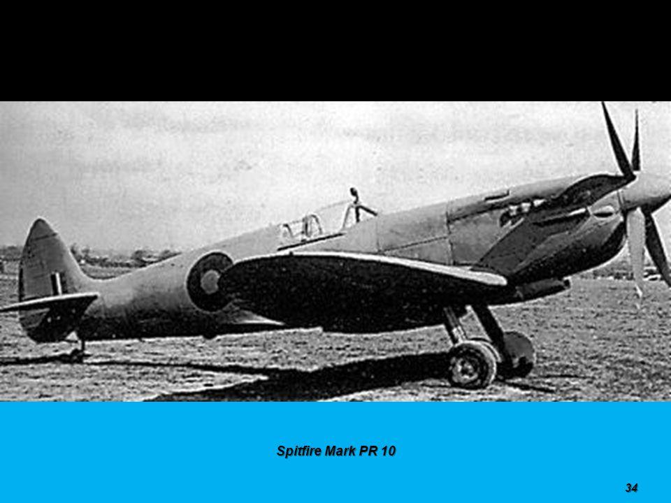 Spitfire Mark LF 8C 33