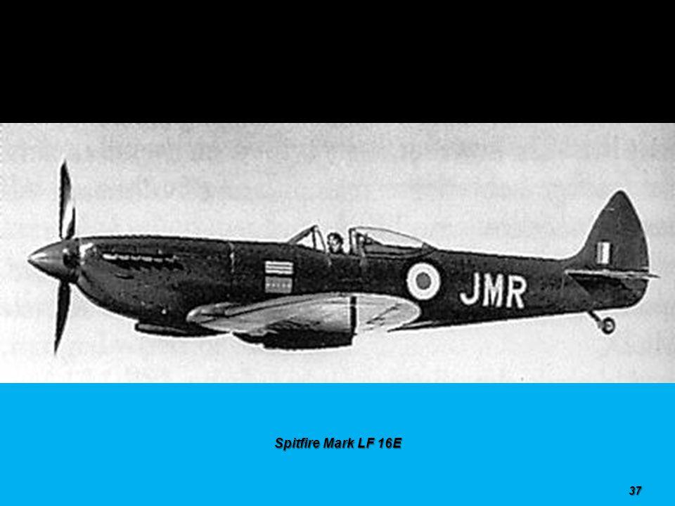 Spitfire Mark FR 14E 36
