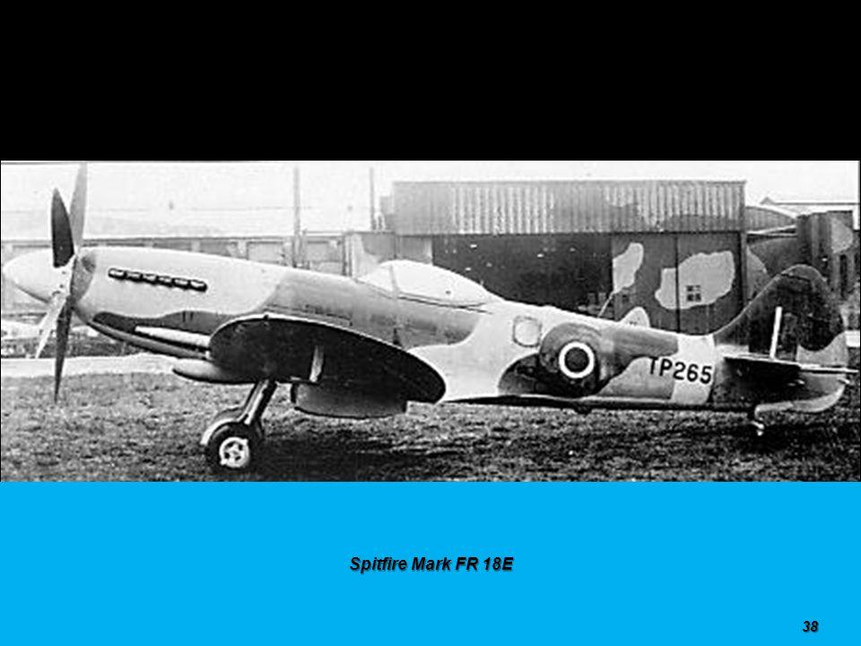 Spitfire Mark LF 16E 37