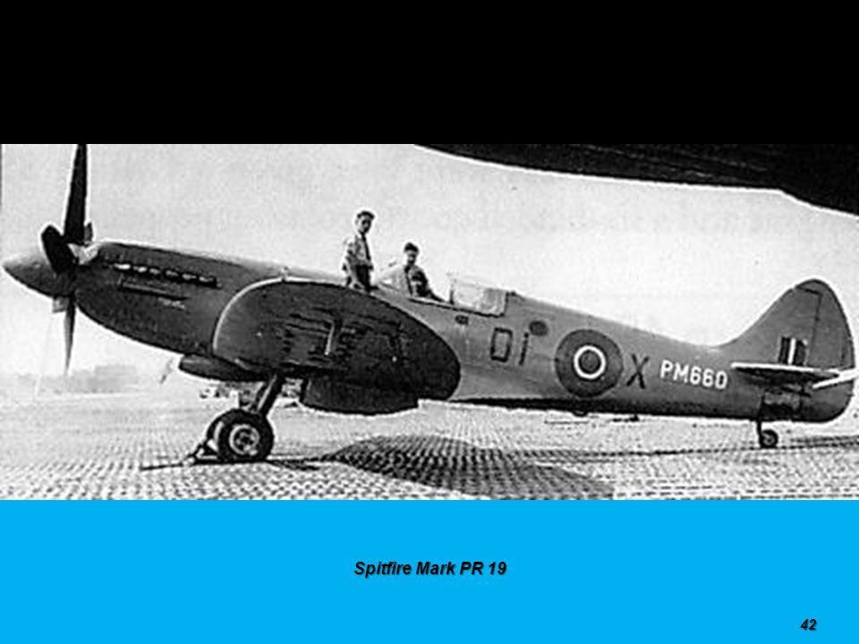 Spitfire Mark F 21 41