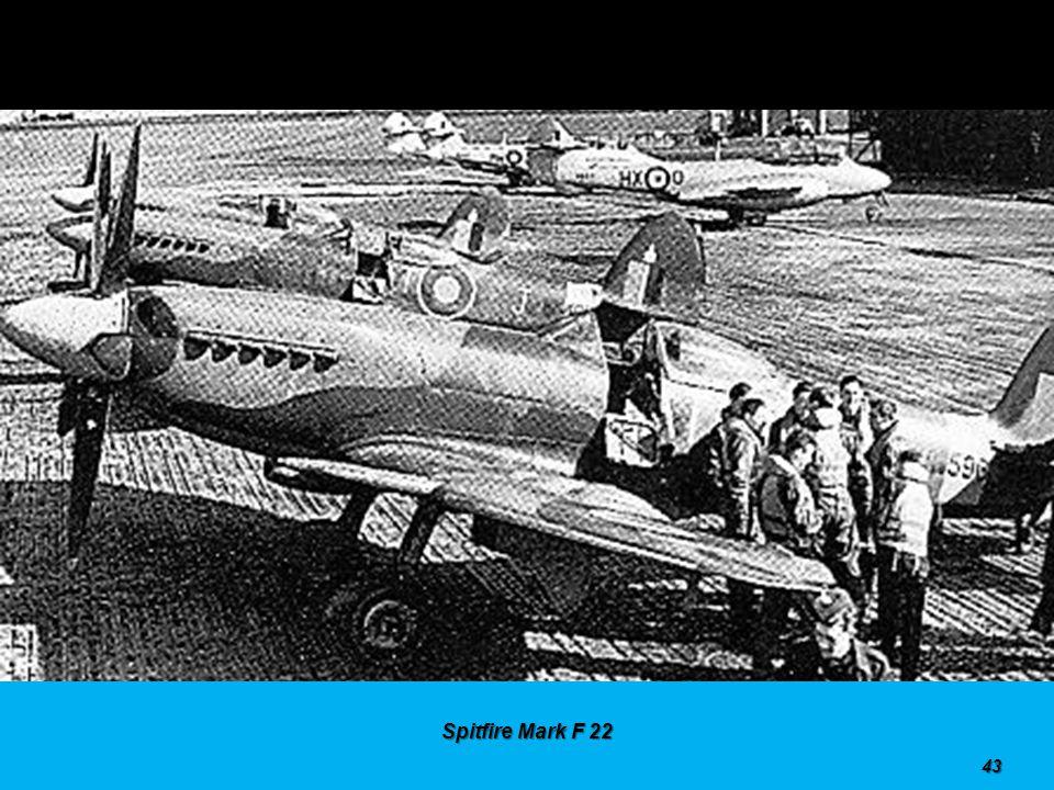 Spitfire Mark PR 19 42