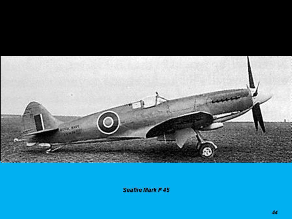 Spitfire Mark F 22 43