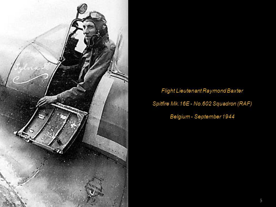Spitfire Mk.14E - No.132 Squadron (RAF) - HMS Smiter en route to Hong Kong - 1 st November 1945 4