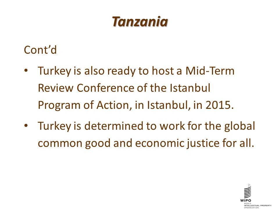 Tanzania On the road for graduation, Samoa, Tuvalu, Vanuatu Equatorial Guinea, Angola East Timor, Nepal and Bangladesh