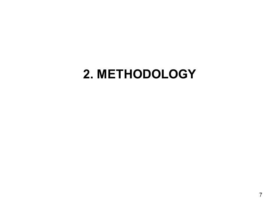 2. METHODOLOGY 7