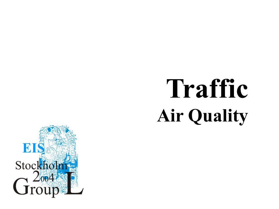 EIS Traffic Air Quality