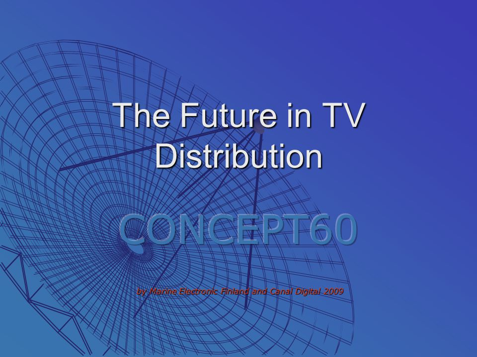 The Digital World of TV