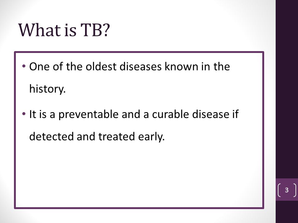 To date, 84 countries that reported XDR-TB 24 About 9% of MDR-TB cases are XDR