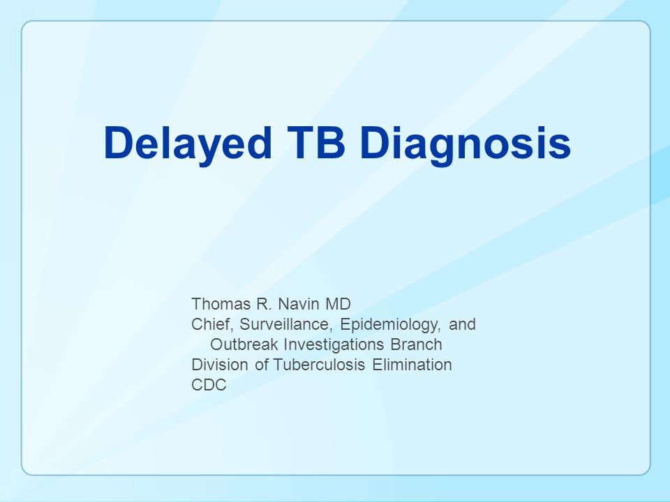 Test of Baseline Knowledge  How many patients are evaluated for TB each year in the United States.