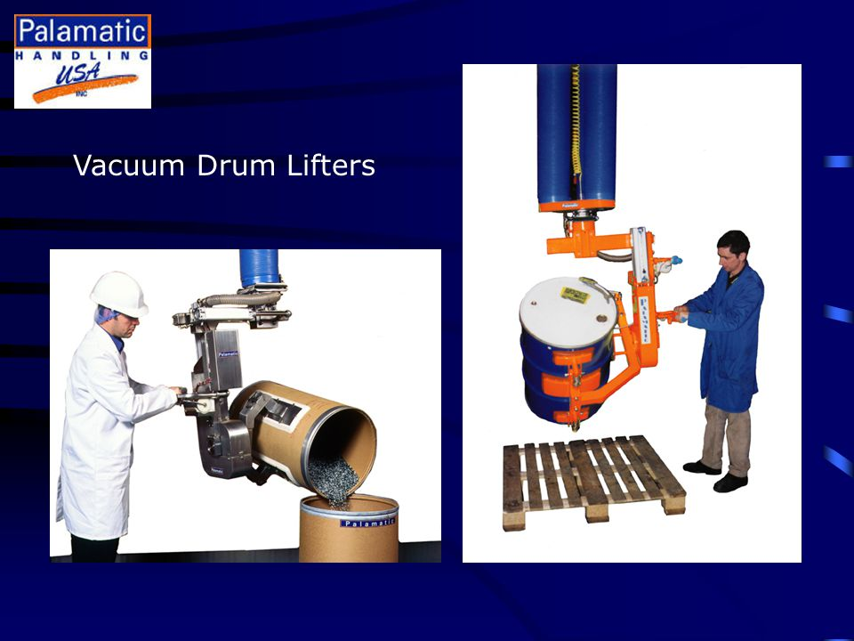 Vacuum Drum Lifters