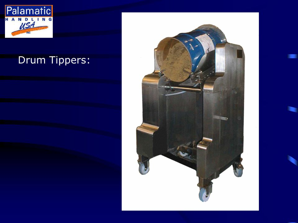Drum Tippers: