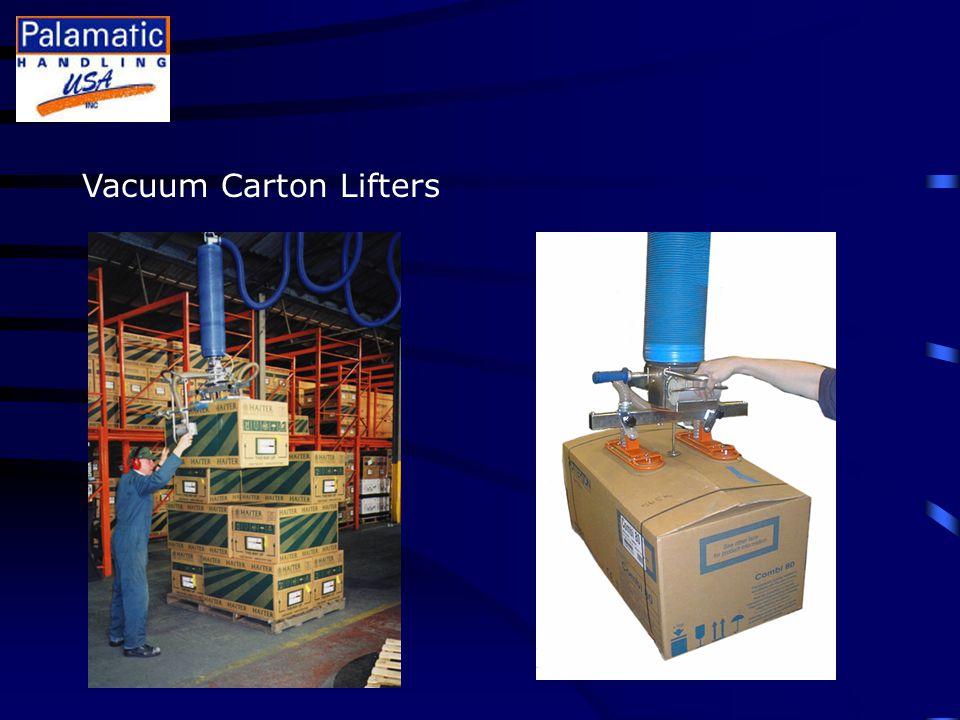 Vacuum Carton Lifters