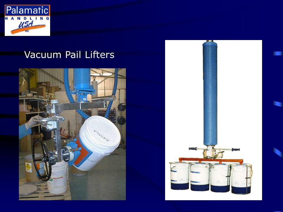 Vacuum Pail Lifters