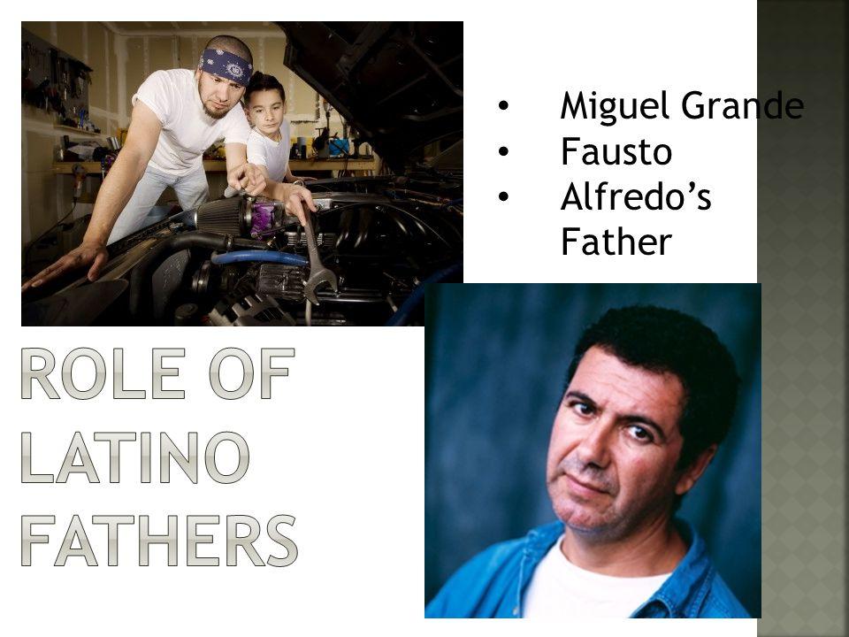 Miguel Grande Fausto Alfredo's Father
