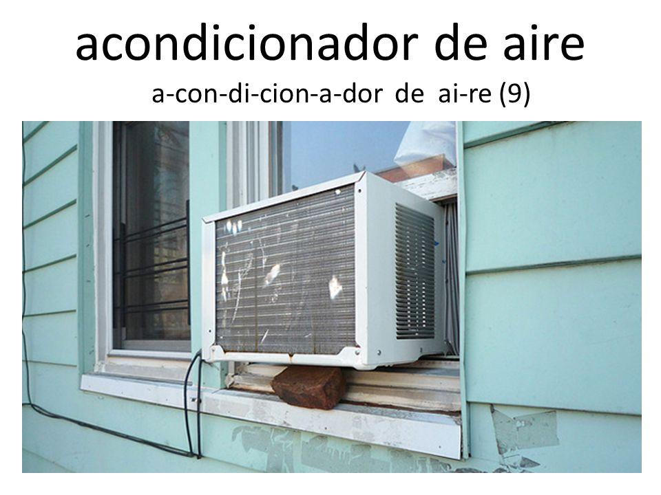acondicionador de aire a-con-di-cion-a-dor de ai-re (9)