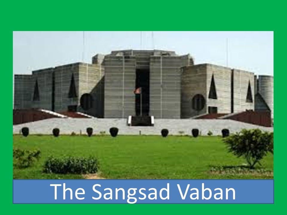 The Sangsad Vaban