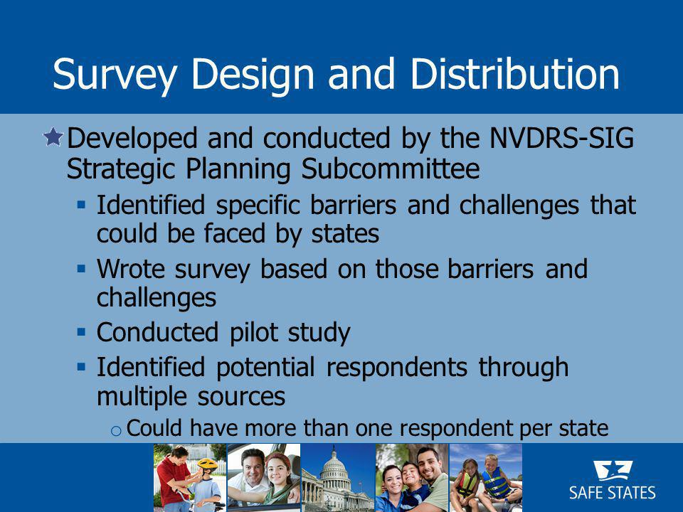Next steps Use feedback from the NVDRS SIG meeting and RSV presentation to revise presentation Send revised presentation to all SIG members for input Post final version of presentation on Safe States website with all explanatory notes