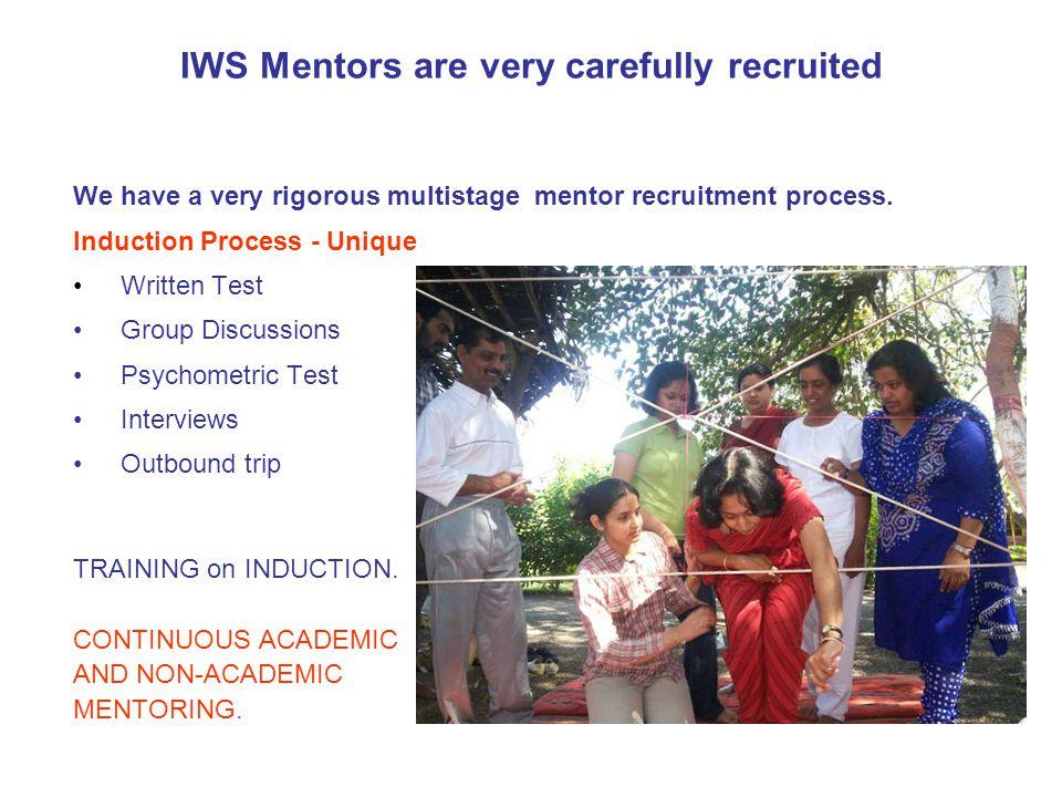 A PARENT WORKSHOP IN PROGRESS Parents as partners at IWS