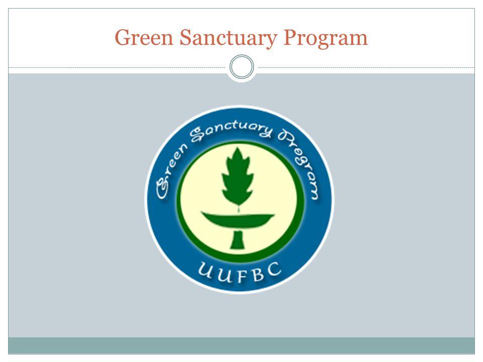 Green Sanctuary Program