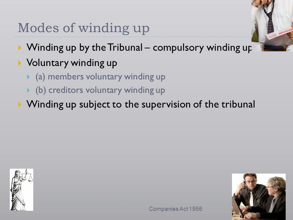 Duties of liquidator  He must conduct equitably and impartially all proceedings in the winding up according to the provisions of law  He must bring into his custody and control the property of the company  He must submit a preliminary report to the court, as to-  The capital issued, subscribed and paid up and the estimated amount of assets and liabilities  If the company has failed as to the causes of the failure  Whether in his opinion further enquiry is desirable as to any matter relating to the promotion, formation or failure of the company or the conduct of the business therof