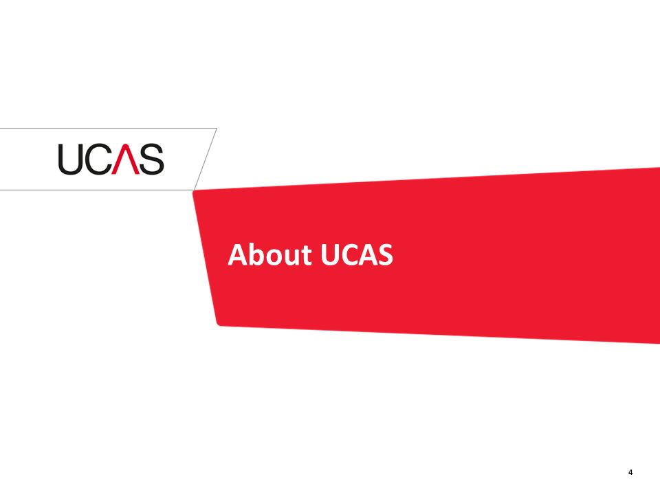 About UCAS 4