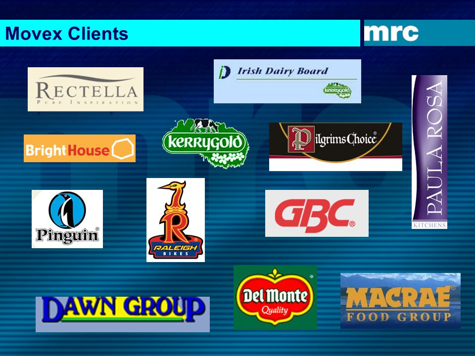 Movex Clients