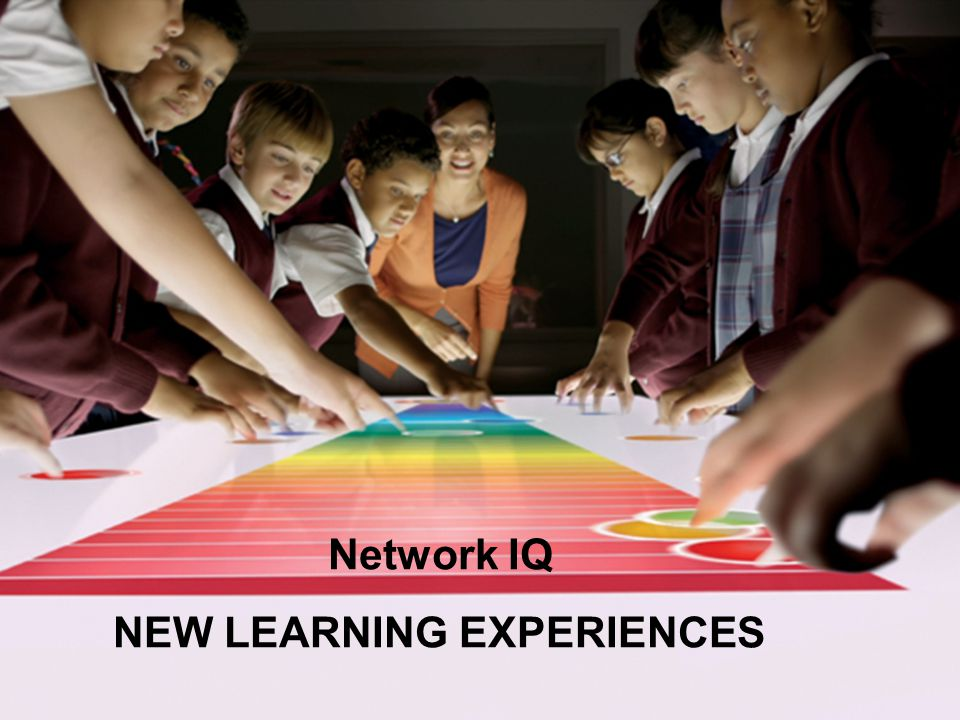 EMEA Network IQ ProgrammeCorning Incorporated16 NEW LEARNING EXPERIENCES Network IQ