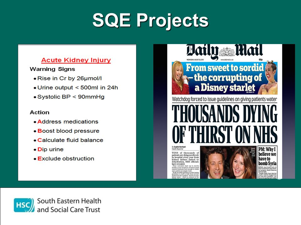 SQE Projects