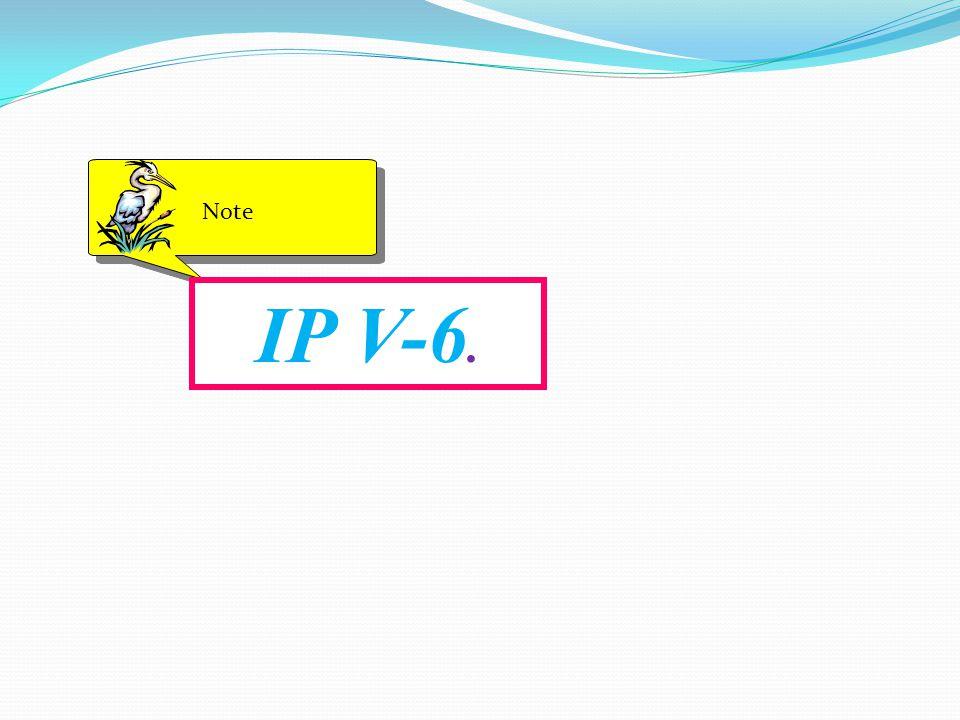 IP V-6.