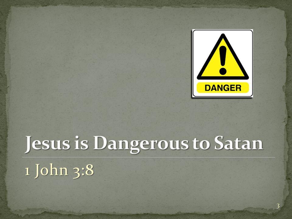 1 John 3:8 3