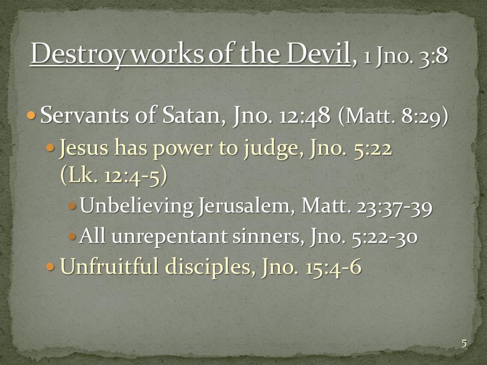 Matthew 7:15-23 6