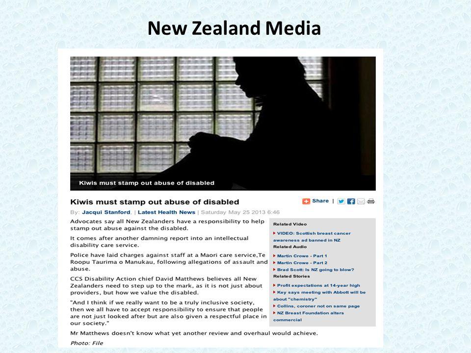 New Zealand Media