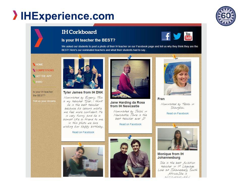 IHExperience.com