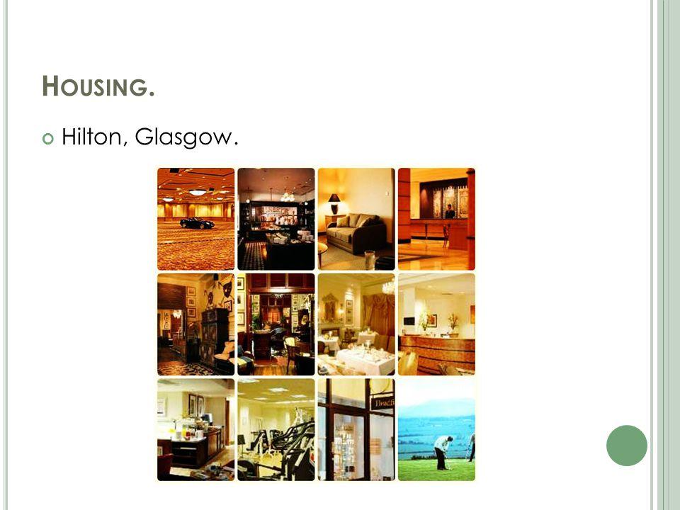 H OUSING. Hilton, Glasgow.