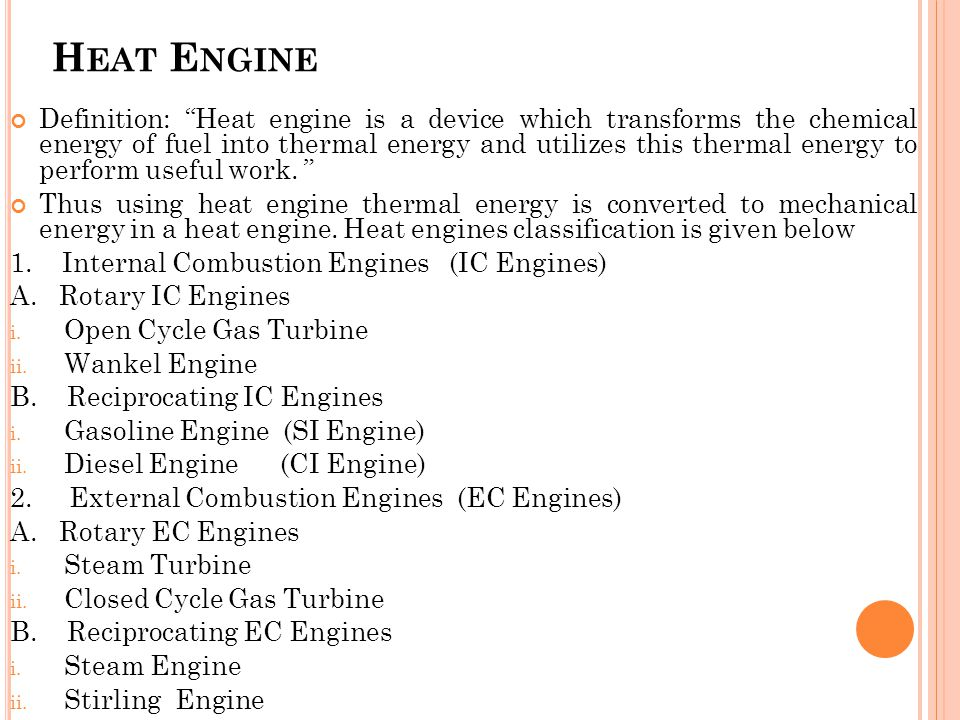 S PARK I GNITION E NGINE (SI E NGINE ) The credit of invention of SI engine goes to Nicolaus A.