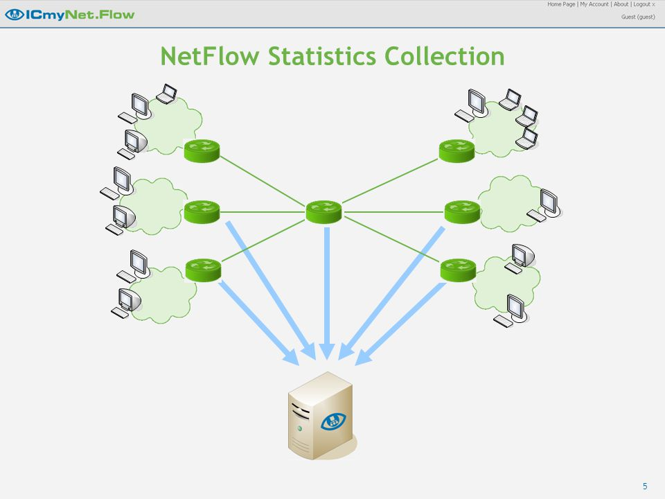 5 NetFlow Statistics Collection