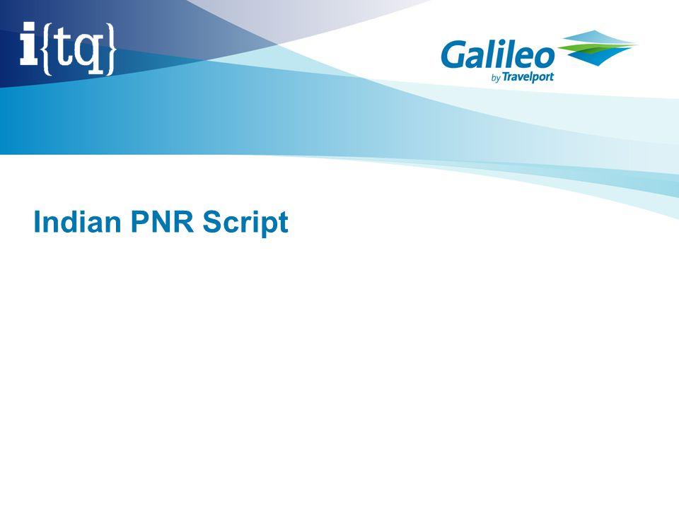 Indian PNR Script