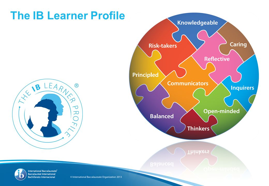The IB Learner Profile