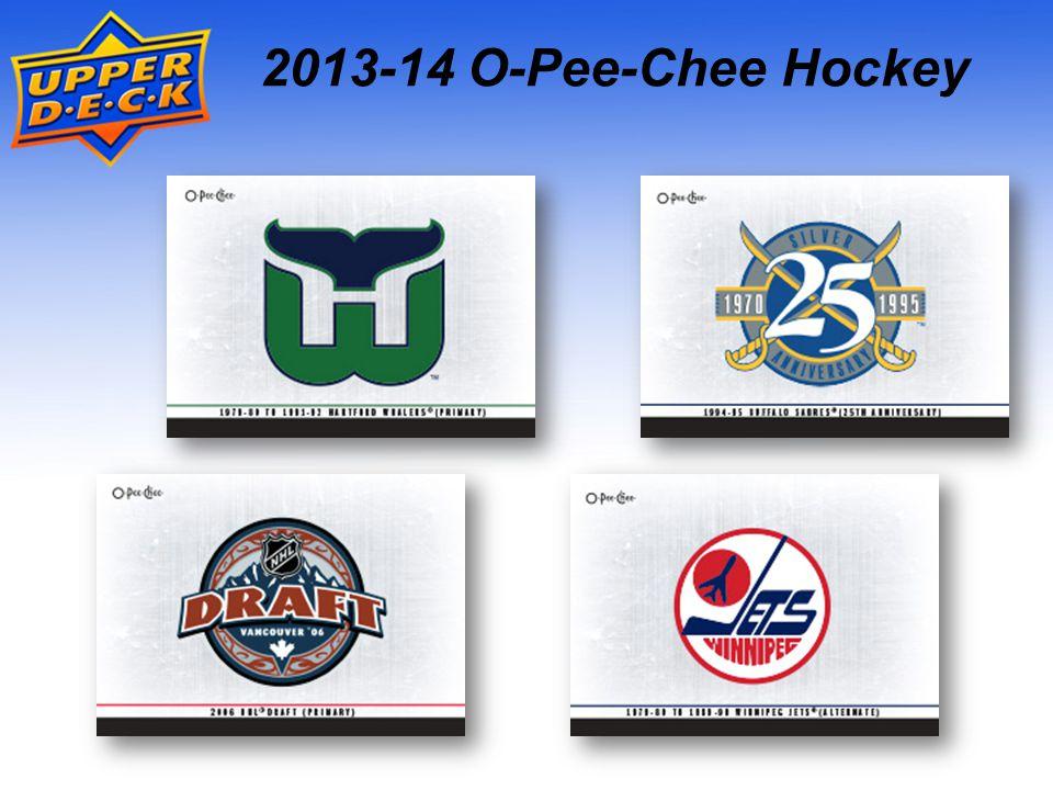 2013-14 O-Pee-Chee Hockey