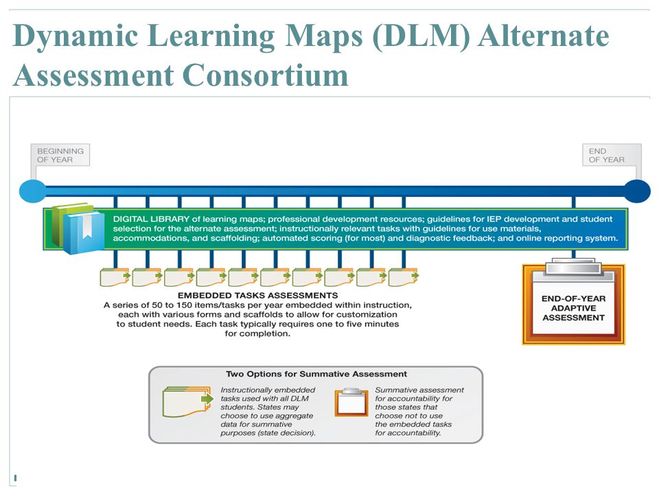 143 Dynamic Learning Maps (DLM) Alternate Assessment Consortium